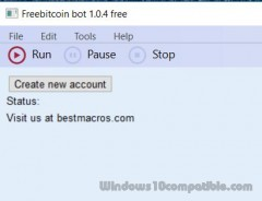 Freebitcoin bot 1 0 0 7 Free download